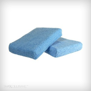 PFC Blue Perl Microfiber Applicators
