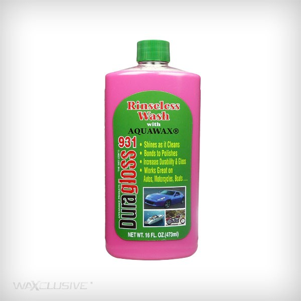 Duragloss 931 Rinseless Wash 473ml