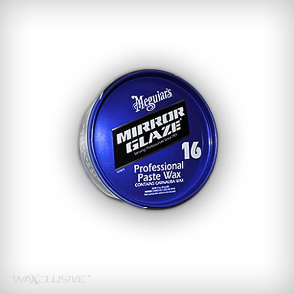 Meguiars Professional Paste Wax 16
