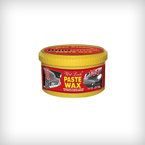 Duragloss Paste Wax 104 311g