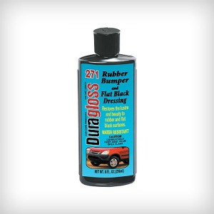 Duragloss Flat Black Dressing 271 236ml