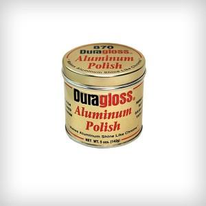 Duragloss Aluminum Polish 870 142g