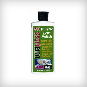 Duragloss Plastic Lens Polish 681 236ml