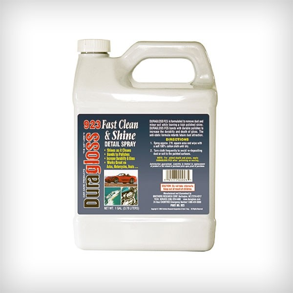 Duragloss Fast Clean & Shine 923 3780ml