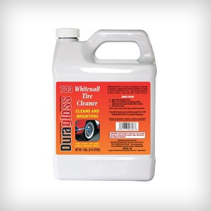 Duragloss Whitewall Tire Cleaner 703 3780ml