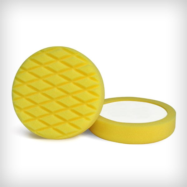 LARE 150mm Gąbka polerska Diamond Żółta