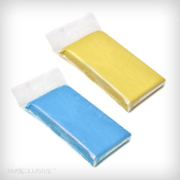 ValetPRO Zestaw dwóch glinek Blue Yellow 200g
