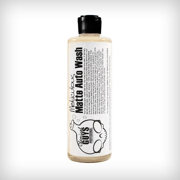 Chemical Guys Meticulous Matte Auto Wash 473ml