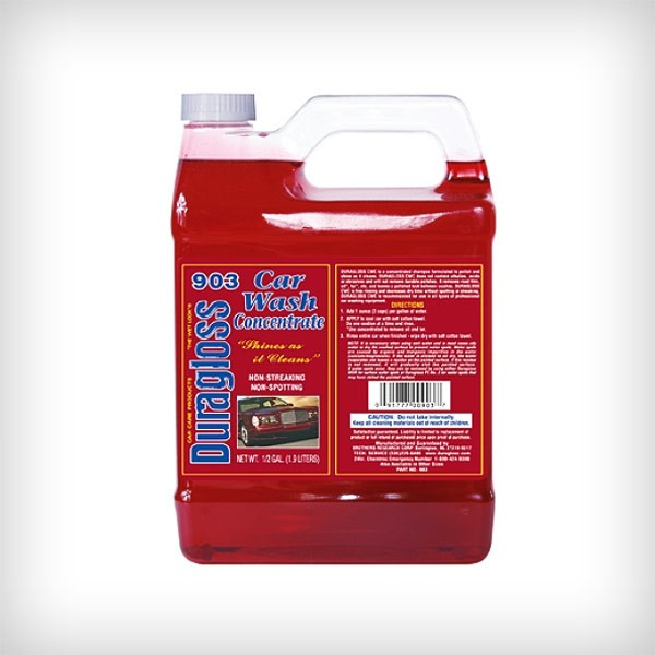 Duragloss 902 Car Wash Concentrate 3785ml