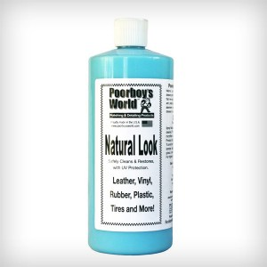 Poorboys Natural Look Dressing 946ml