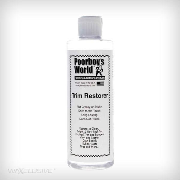 Poorboy's Trim Restorer 473ml