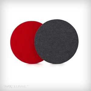 Flexipads 150mm Velvet Aggresive Orange Peel Pad - sztruks