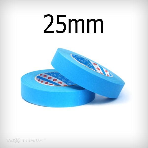 3M 25mm Taśma Maskująca Niebieska 3434