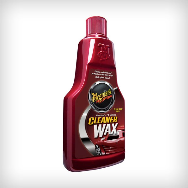 Meguiars Cleaner Wax Liquid 473ml