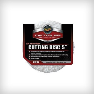 Meguiar's 140mm DA Microfiber Cutting Disc (2 sztuki)