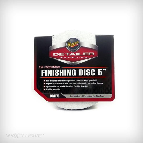 Meguiar's 140mm DA Microfiber Finishing Disc (2 sztuki)