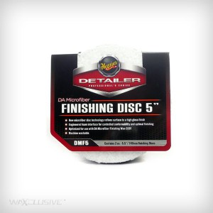 Meguiar's 140mm DA Microfiber Finishing Disc (2 sztuki)