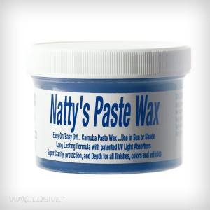 Natty's Paste Wax Red 227g