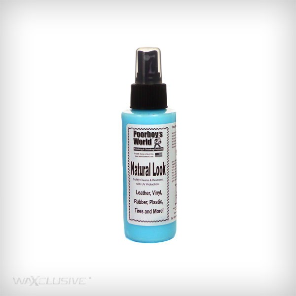 Poorboy's World Natural Look Dressing Tester 118ml