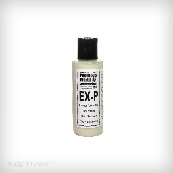 Poorboy's World EX-P Sealant Tester 118ml