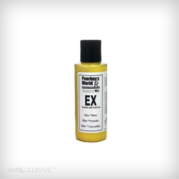 Poorboy's World EX Sealant With Carnauba Tester 118ml