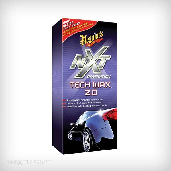 Meguiars NXT Generation Tech Wax 2.0