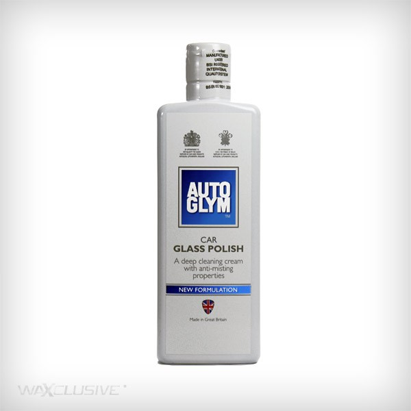 AutoGlym Car Glass Polish New Formula 325ml