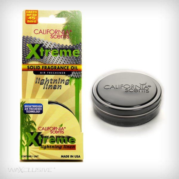 California Scents XTREME Lightning Linen