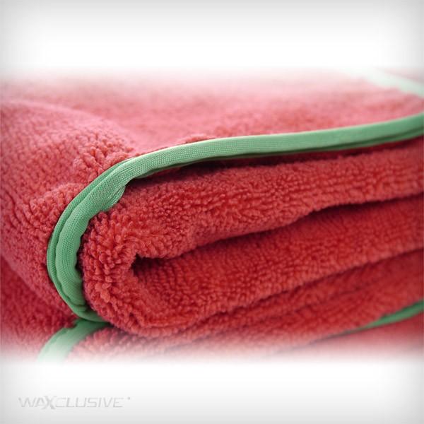 Fluffer Red - Green