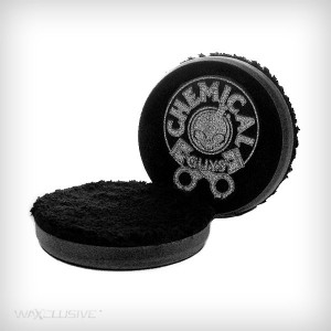 BLACK OPTICS MICROFIBER BLACK POLISHING PAD