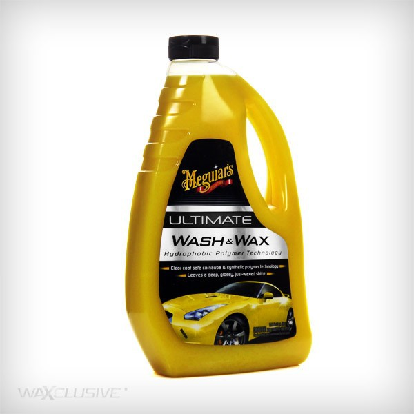 Ultimate Wash & Wax 1,4L