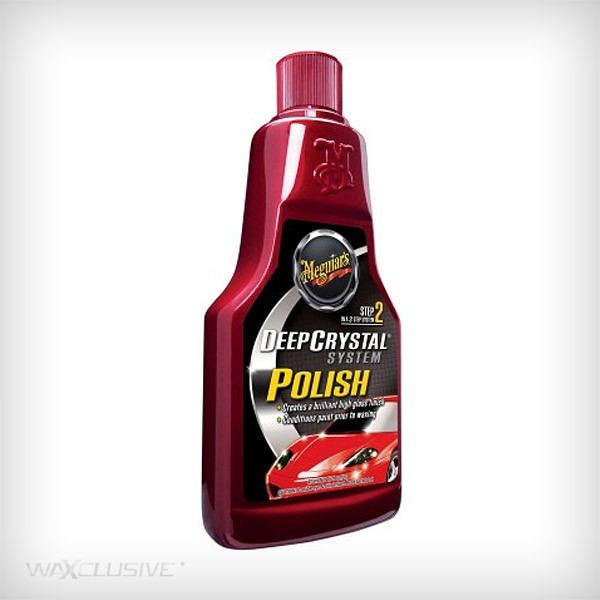 Meguiars Deep Crystal Polish 473ml