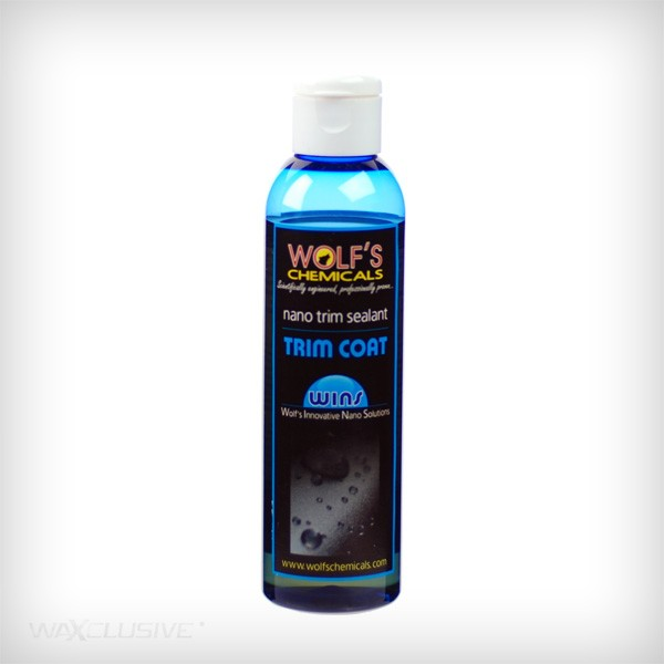 Wolf's Chemicals Nano Trim Sealant (Trim Coat) 150ml