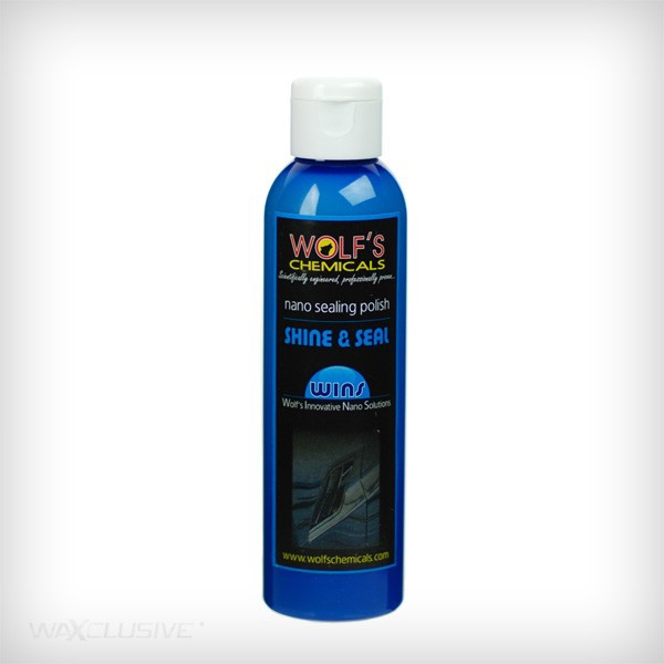 Nano Sealing Polish (Shine&Seal) 150ml