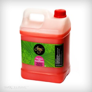 Shiny Garage Pink Gloss Shampoo & Wax 5L