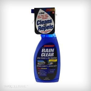 Glass Science Rain Clear Dual-Action Glass Cleaner & Rain Repellent 650ml