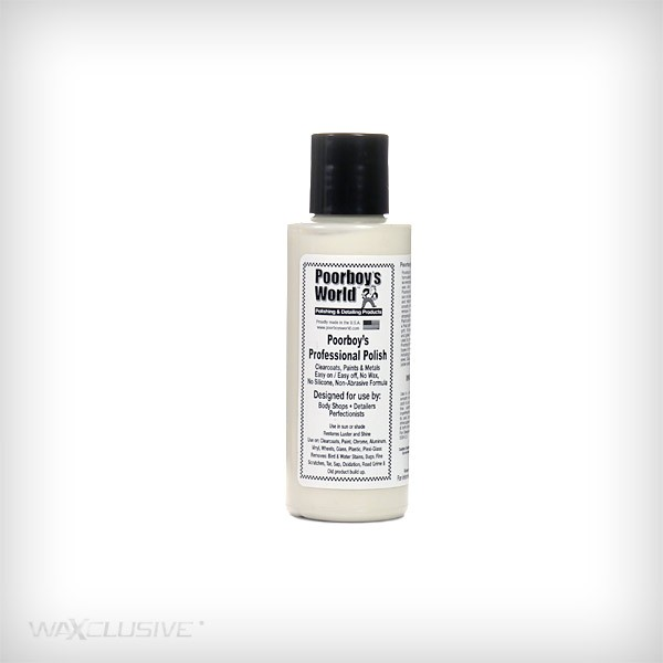 Poorboy's World Professional Polish Tester 118ml