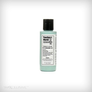 Poorboy's Polish With Carnauba Wax Blue Tester 118ml