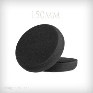 150mm Gładka Czarna