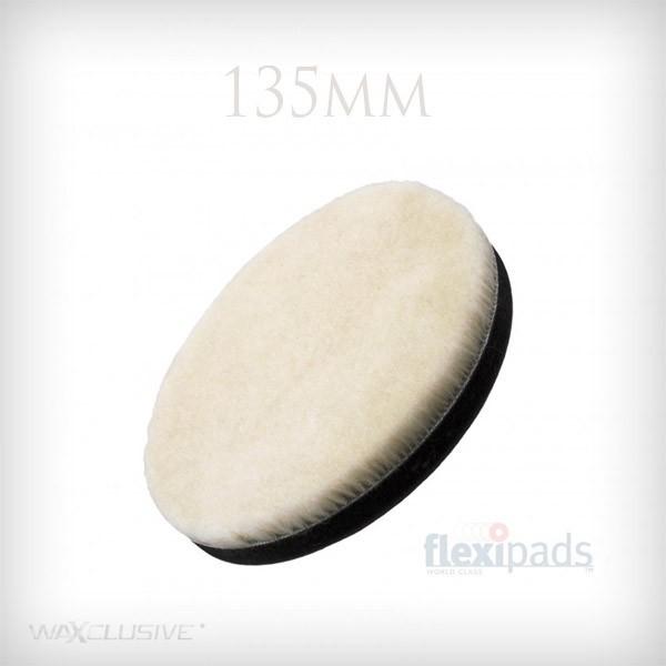 Flexipads 135mm PRO-Wool Detailing Velcro Pad