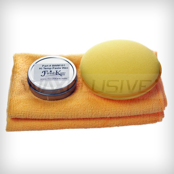 Finish Kare 1000p Hi Temp Paste Wax Zestaw 59ml