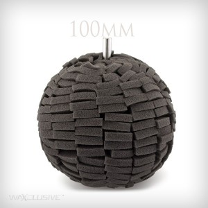 100MM WHEEL POLISHING BALL