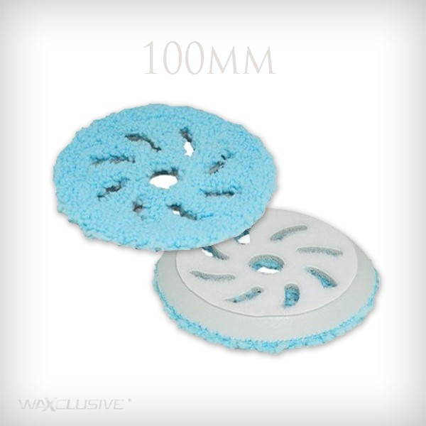 100mm Pad z mikrofibry COARSE