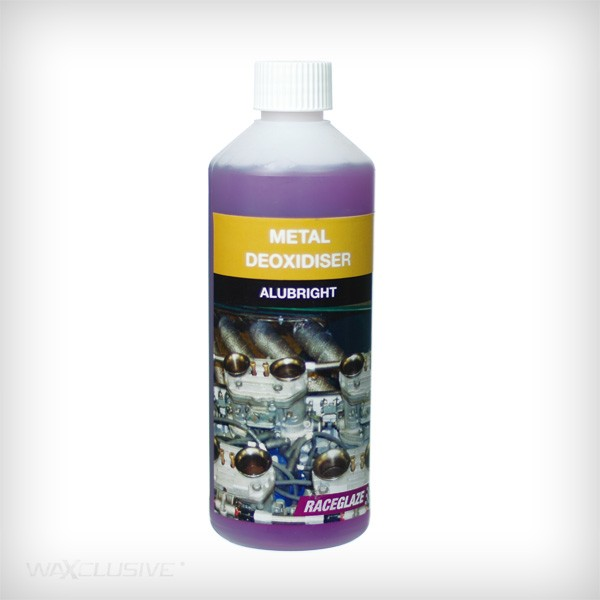 RaceGlaze Alu Bright Metal Deoxidiser 500ml