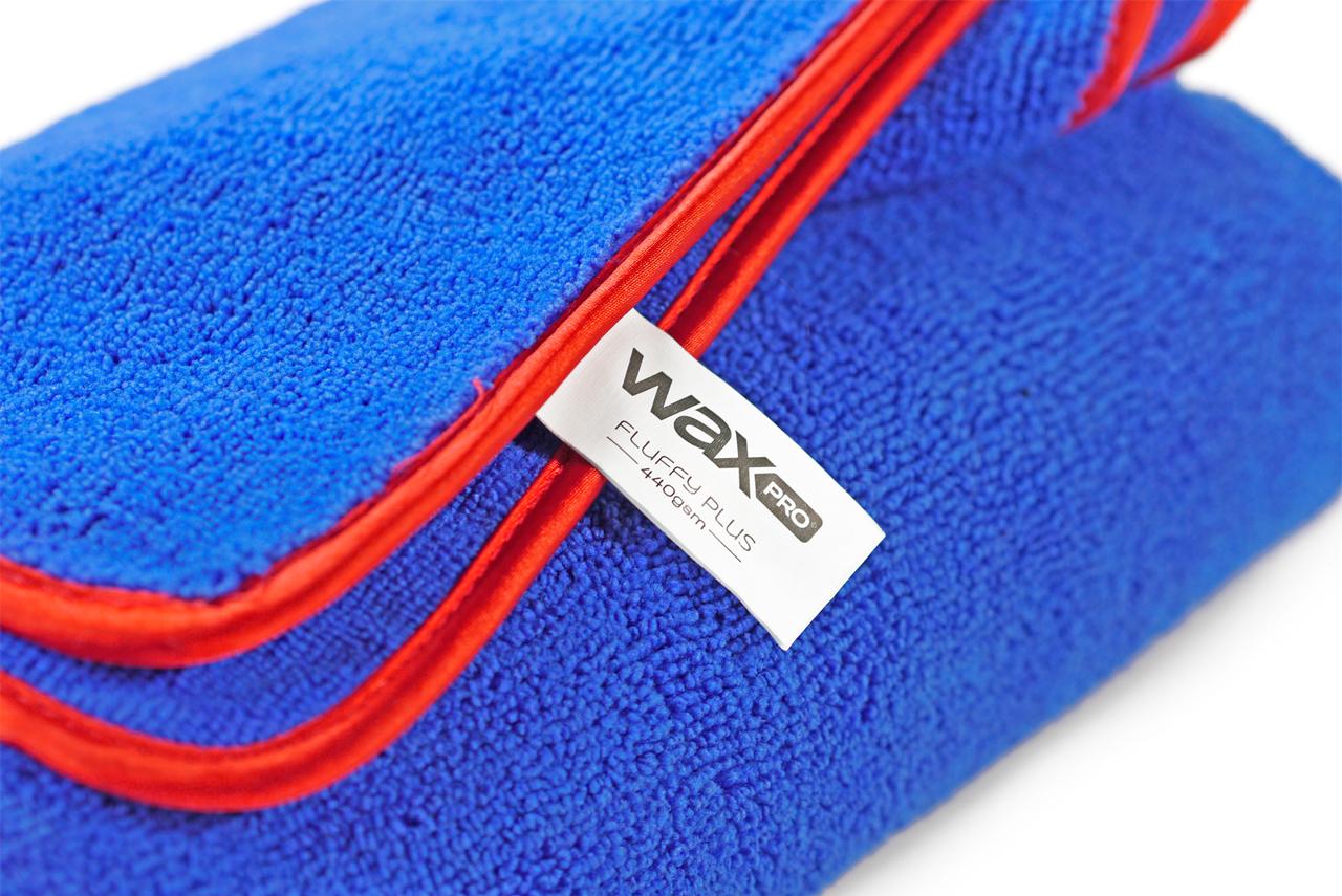 waxPRO Fluffy Plus - ręcznik do osuszania lakieru 440gsm