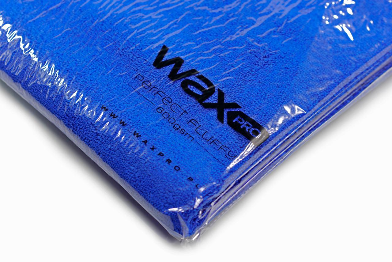 waxPRO Perfect Fluffy - ręcznik do osuszania lakieru 600gsm
